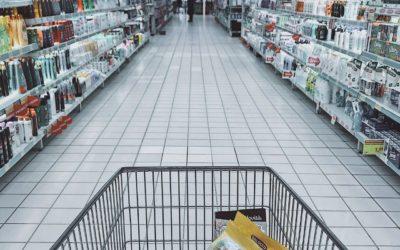 Bevásárlás a járvány idején