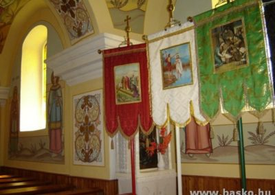 Baskói Görögkatolikus Templom