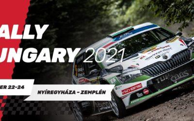 ÚTZÁR – Rally